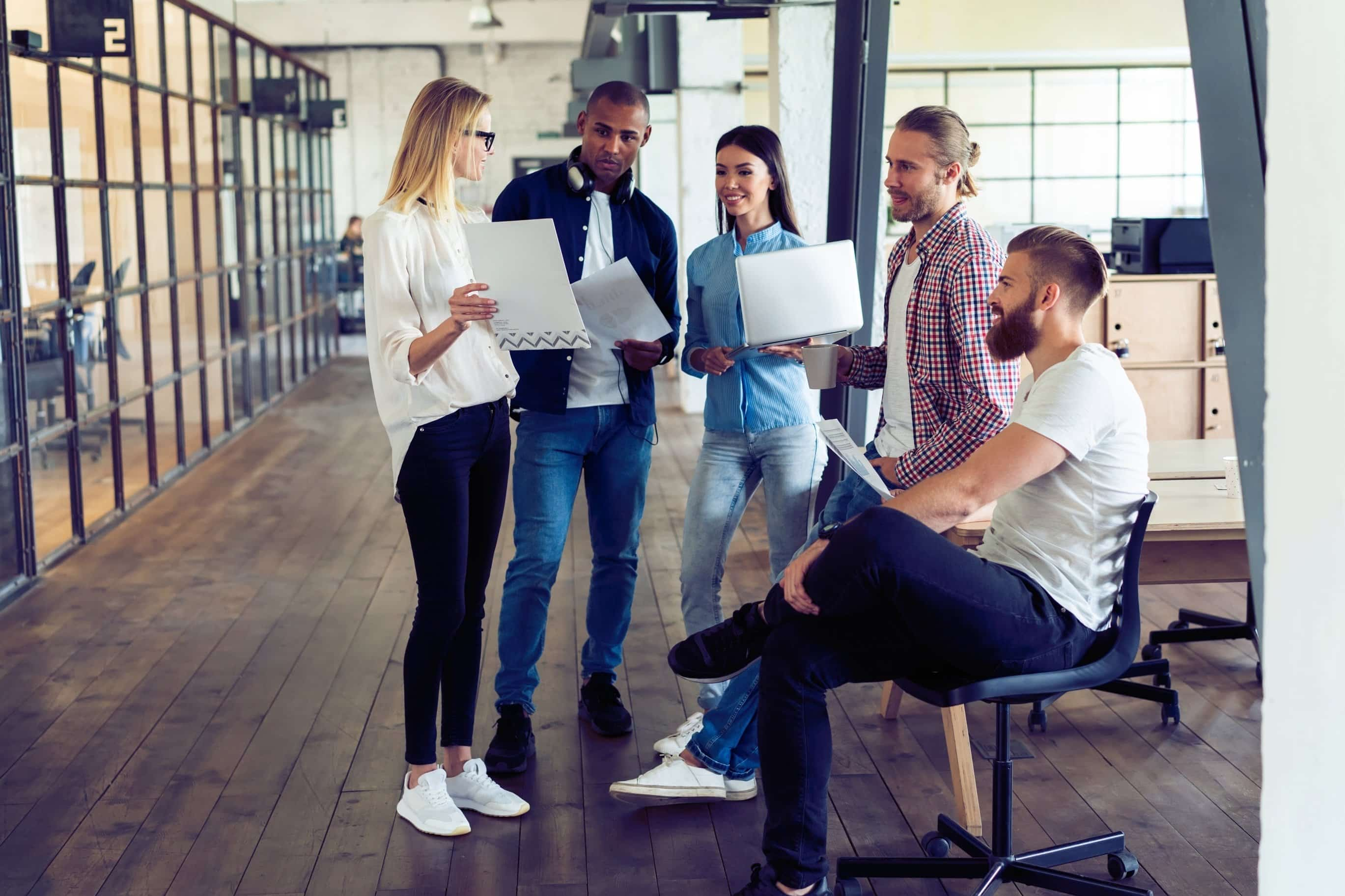 leadership development & management training