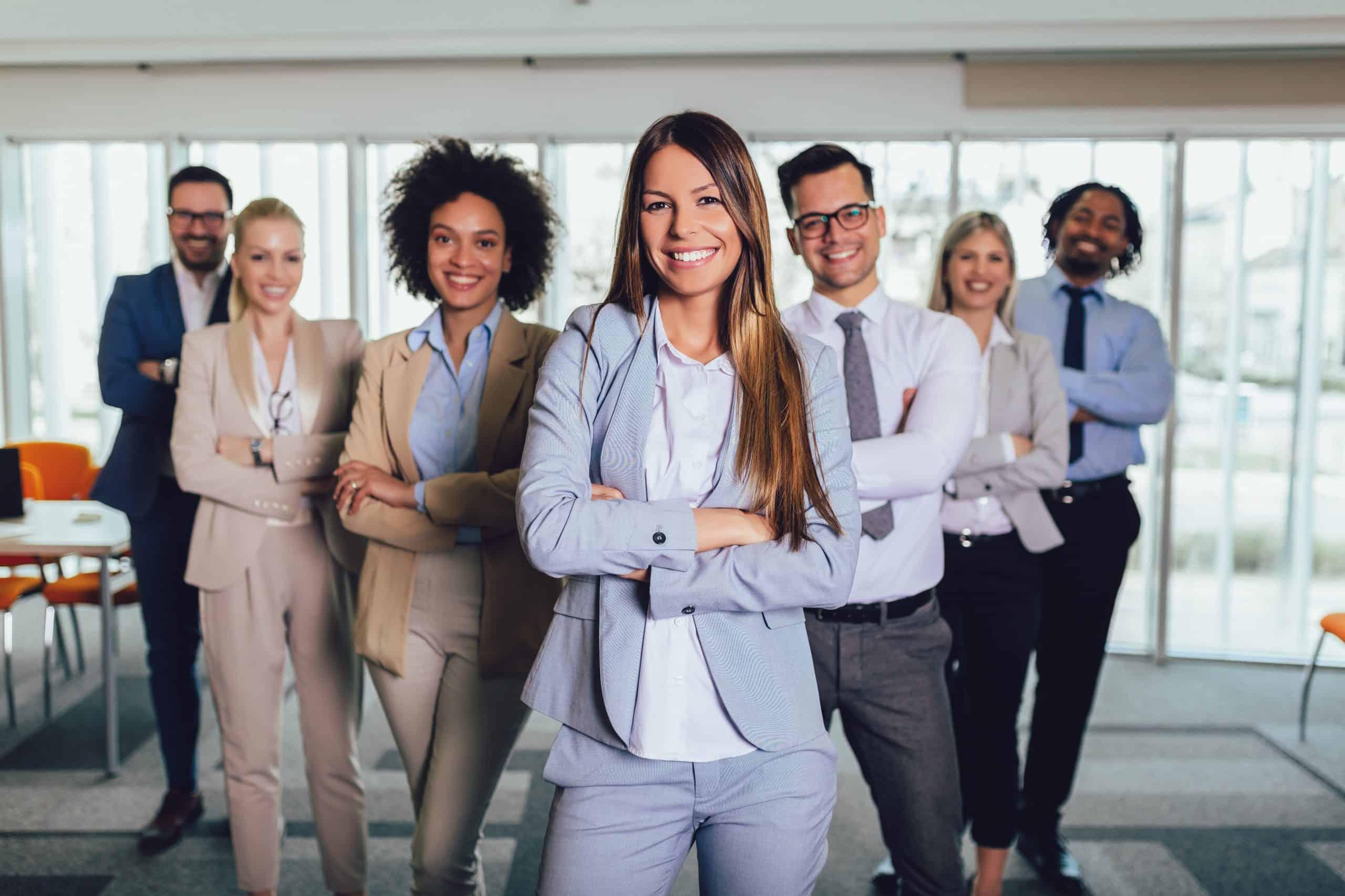 corporate team building training